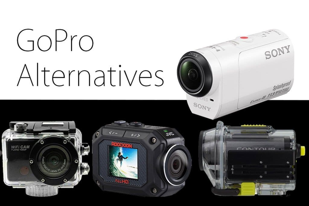 GoPro Alternatives