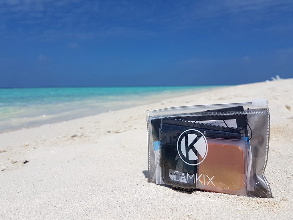 gopro 4 red filter - camkix review